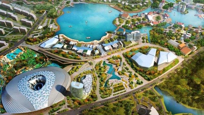 湘江欢乐城项目采购建筑木模板,金桥板业为中建五局长期指定供应商