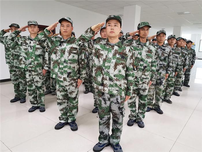 金桥板业公司举行第三期新员工入职培训