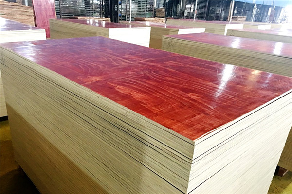建筑木模板