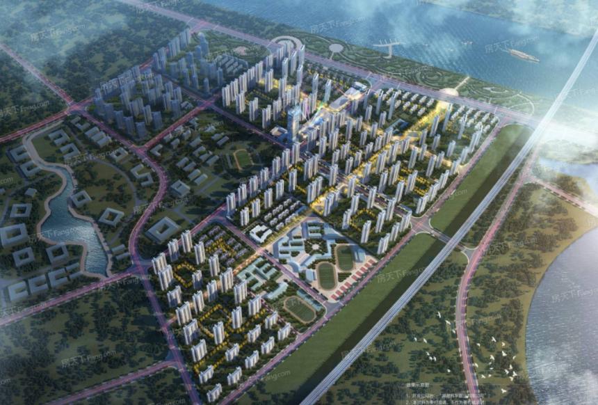 湘潭保利项目使用金桥板业木模板、木方