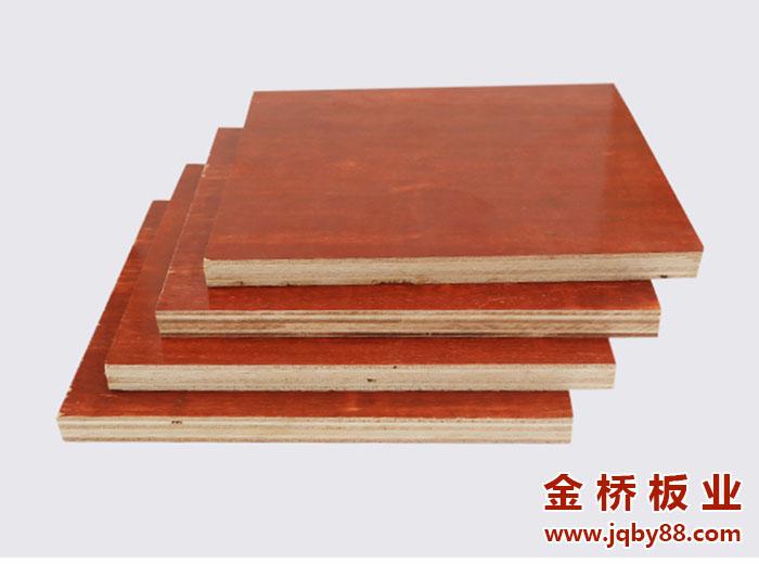 金桥建筑木模板