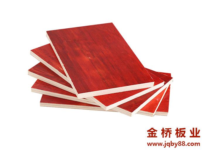 建筑木模板的特点和用途