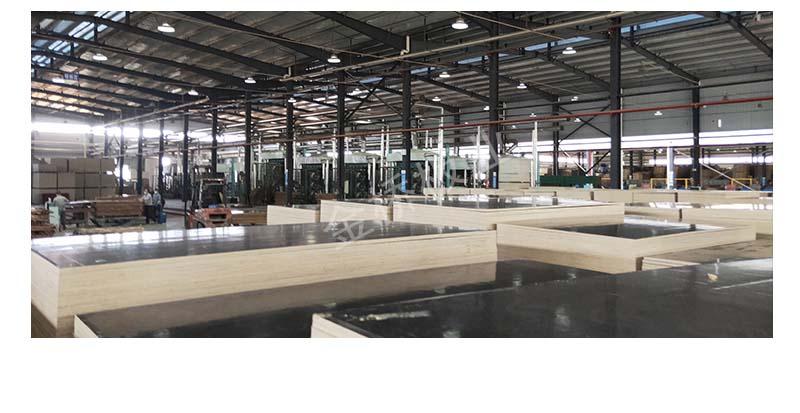 金桥板业清水模板厂家