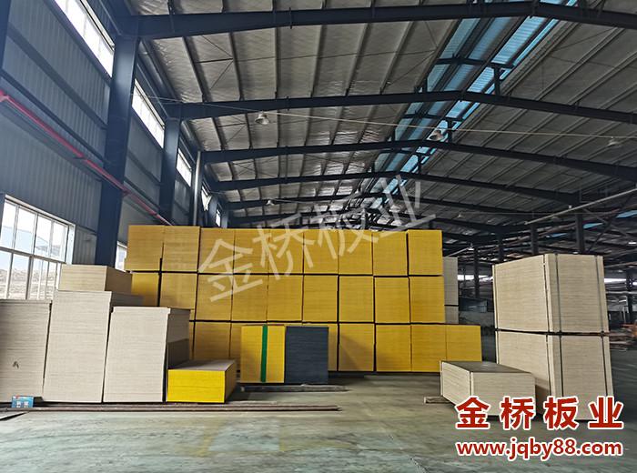 木模板生产厂家选金桥板业,质量保障!