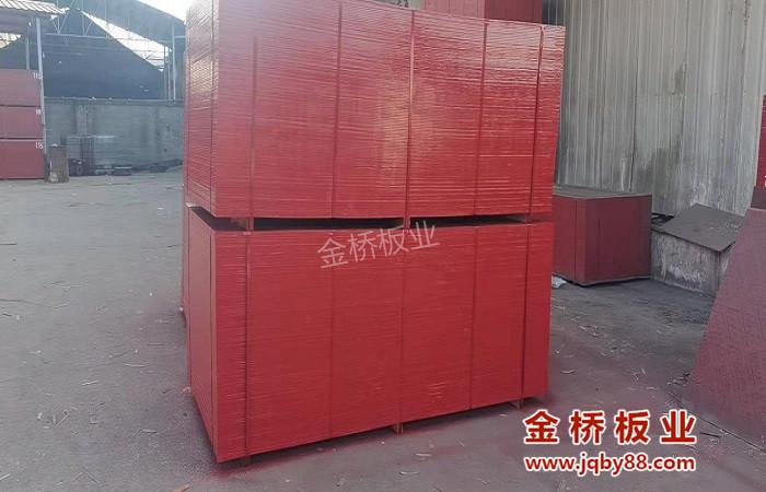 建筑竹胶板生产厂家胶合强度问题有哪些?