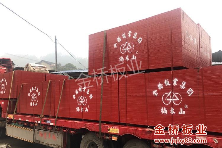 江西建筑竹胶板生产厂家选择哪家好?
