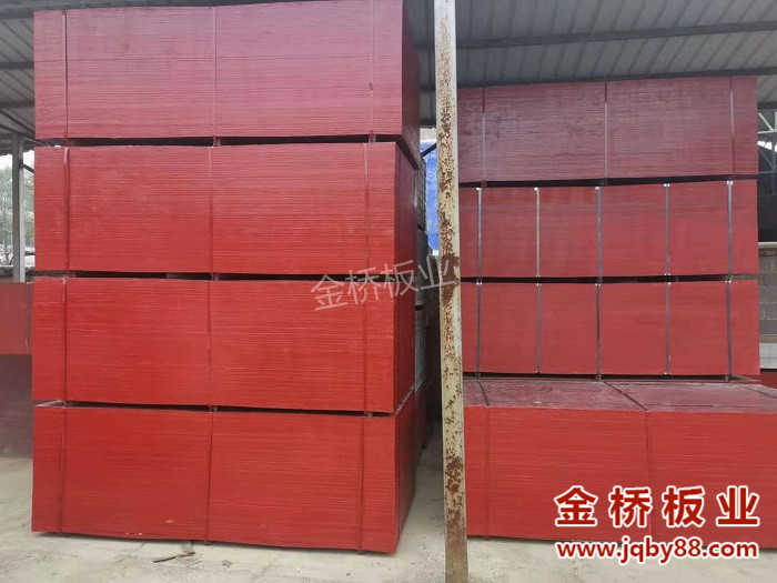建筑竹胶板购买后需要注意哪些问题?
